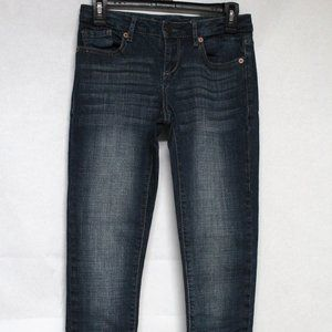 Size 26 Chip & Pepper Syd Skinny Dark Wash Jeans